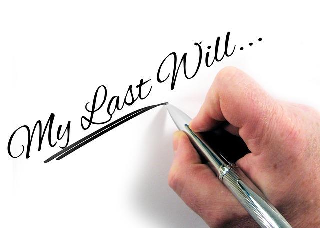 Case study: Bespoke Will writing company