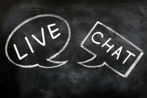 Live chat for accountants