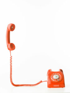 Red Telephone new