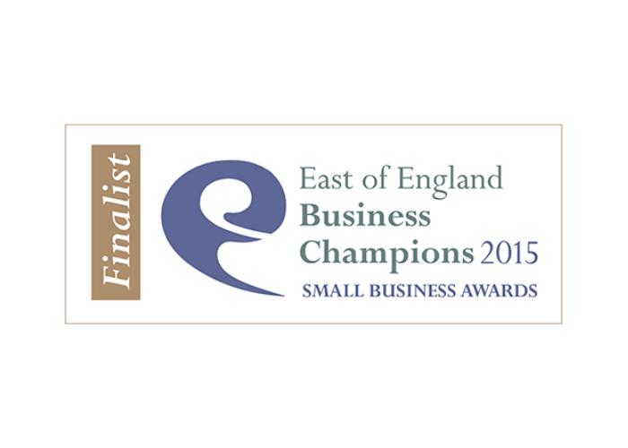 East of England Finalist 2015