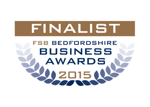 We have just been nominated as finalists for the FSB Bedfordshire Business Awards for great customer service.