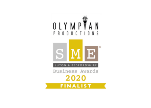 Olympian Productions SME 2020 Finalist